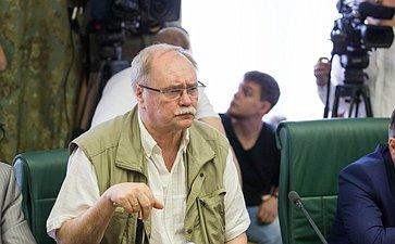 Заседание Комитета общественной поддержки Юго-Востока Украины-14 Бортко