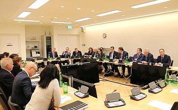 Возможности парламентской дипломатии помогут совместно противодействовать транснациональным угрозам– В.Джабаров