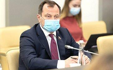 Выездное совещание комитетов СФ натему «Оходе реализации индивидуальной программы социально-экономического развития Псковской области»