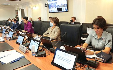 «Круглый стол» натему «Использование цифровых технологий удаленного доступа при отправлении правосудия»