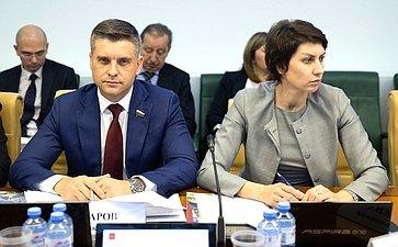 Юрий Архаров иТатьяна Лебедева
