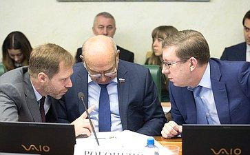 А. Кутепов, В. Рогоцкий иА. Майоров
