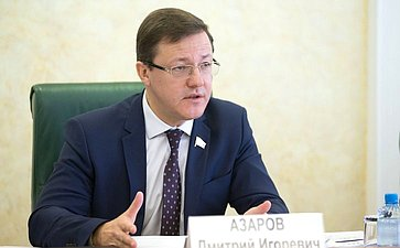 ВСФ прошло заседание Комитета Совета Федерации пофедеративному устройству, региональной политике, местному самоуправлению иделам Севера