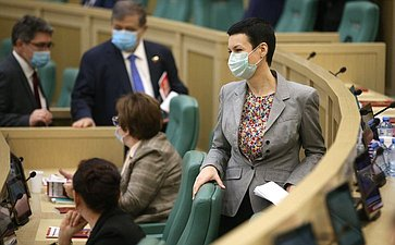 496-е заседание Совета Федерации