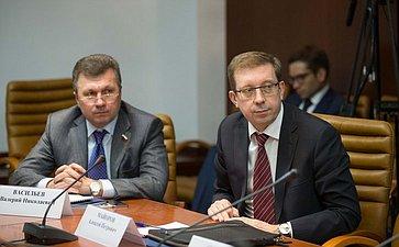 «Круглый стол» натему «Правовые механизмы защиты интересов Российской Федерации воВсемирной торговой организации вусловиях санкций»