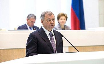 Губернатор Калужской области А. Артамонов