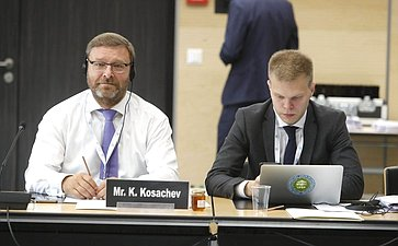 К. Косачев переизбран первым заместителем Председателя Межпарламентского союза