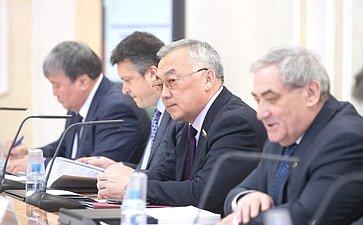 Заседание Совета повопросам развития Дальнего Востока иБайкальского региона, посвященное совершенствованию законодательного обеспечения развития регионов