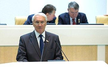 Исполняющий обязанности председателя Законодательного Собрания Ростовской области Н. Беляев