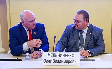 Александр Попков иОлег Мельниченко