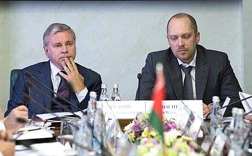 Заседание Организационного комитета Четвертого Форума регионов России иБеларуси
