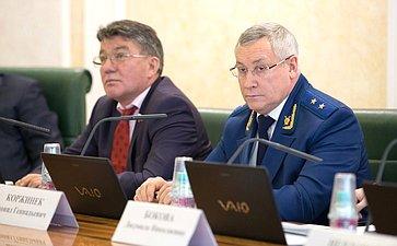 Расширенное заседание Комитета СФ поконституционному законодательству игосстроительству