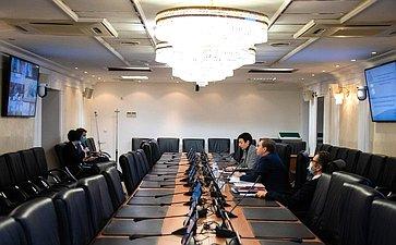 «Круглый стол» вформате видеоконференции натему «Актуальные проблемы правового регулирования пчеловодческой деятельности вРоссийской Федерации»