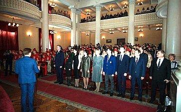 Межрегиональный патриотический форум «Защитники Отечества», посвященный 76-й годовщине победы вСталинградской битве