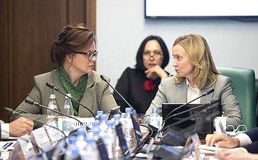 Расширенное заседание Комитета СФ посоциальной политике сучастием представителей Кемеровской области— Кузбасса