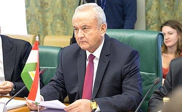 Председатель Маджлиси мили Маджлиси Оли Республики Таджикистан Абдурахмон Кодири