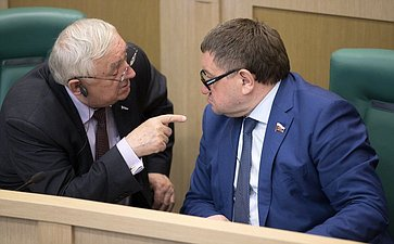 С. Киричук иМ. Пономарев