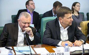 Олег Ковалев иВадим Харлов