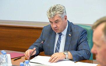 Совещание, посвященное совершенствованию миграционного законодательства РФ инормативно-правовых актов вчасти упрощения получения вида нажительство игражданства РФ