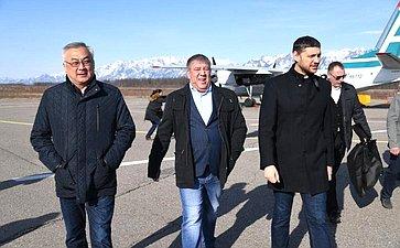 Баир Жамсуев вЗабайкальском крае