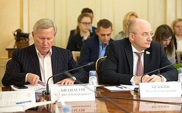 М. Афанасов иО. Цепкин