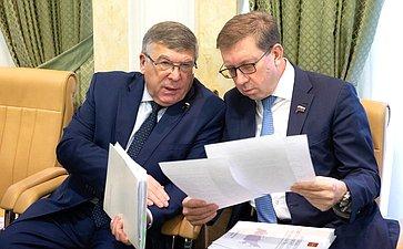 Валерий Рязанский иАлексей Майоров
