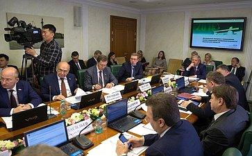 Расширенное заседание Комитета СФ поэкономической политике натему «Актуальные вопросы повышения инвестиционной привлекательности Калужской области»