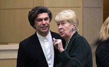 Николай Цискаридзе иНаталия Дементьева