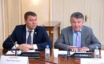Иван Абрамов иВиктор Озеров