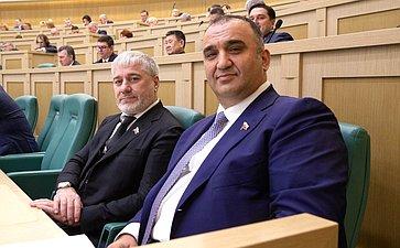 Сулейман Геремеев иМохмад Ахмадов