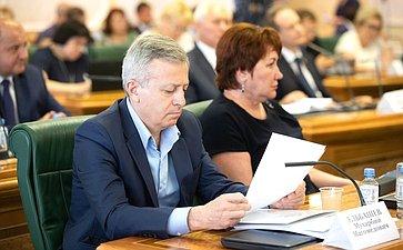 М. Ульбашев иЕ. Перминова