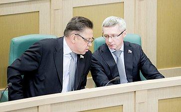 368-е заседание Совета Федерации