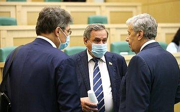 486-е заседание Совета Федерации