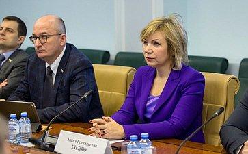 Олег Цепкин иЕлена Зленко