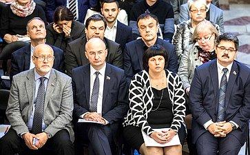 А. Соболев, О. Цепкин, И. Фомин, Е. Афанасьева иА. Широков