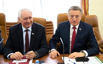 Николай Тихомиров иСергей Лукин