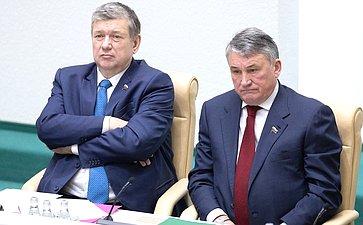 Евгений Бушмин иЮрий Воробьев