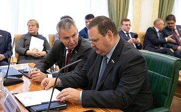 Игорь Каграманян иОлег Мельниченко