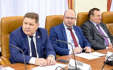 Олег Мельниченко провел встречу сглавами муниципальных образований поактуальным вопросам местного самоуправления