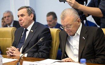Вячеслав Наговицын иОлег Ковалев