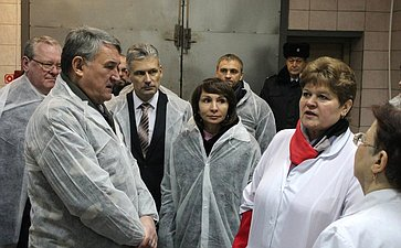 Юрий Воробьев провел врегионе совещание попроблемам, вызванным ограничительным режимом Национального парка «Русский Север»
