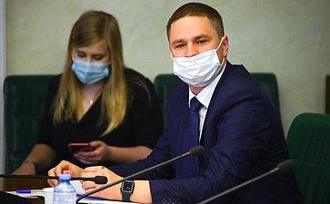Рабочее совещание Комитета СФ посоциальной политике