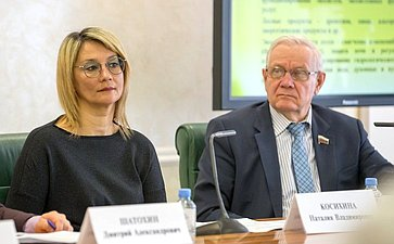 Наталия Косихина иВалерий Марков