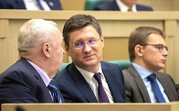 451-е заседание Совета Федерации