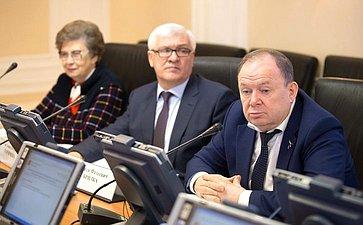Светлана Горячева, Сергей Брилка иВладимир Лаптев
