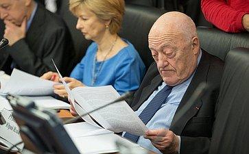 ВСФ прошел круглый стол Комитета помеждународным делам