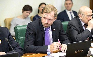 А.Кутепов: Морские порты имеют стратегическое значение для развития экономики страны