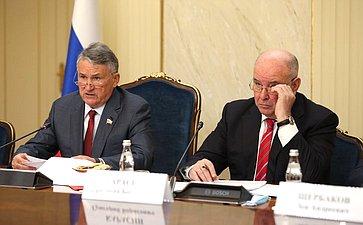 Совместное заседание российского ибелорусского организационных комитетов VIII Форума регионов России иБеларуси