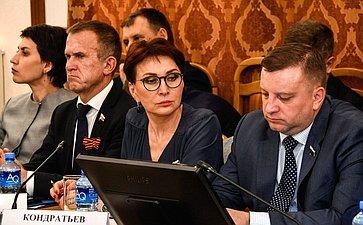 Рабочая поездка Временной комиссии Совета Федерации посовершенствованию правового регулирования всфере государственного контроля (надзора) имуниципального контроля вКраснодар