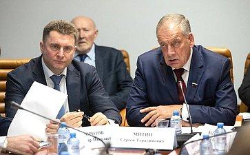 Совещание Комитета СФ поаграрно-продовольственной политике иприродопользованию натему «Актуальные вопросы развития отечественного тракторостроения»